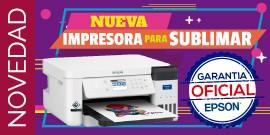 Impresora EPSON específica para Sublimación